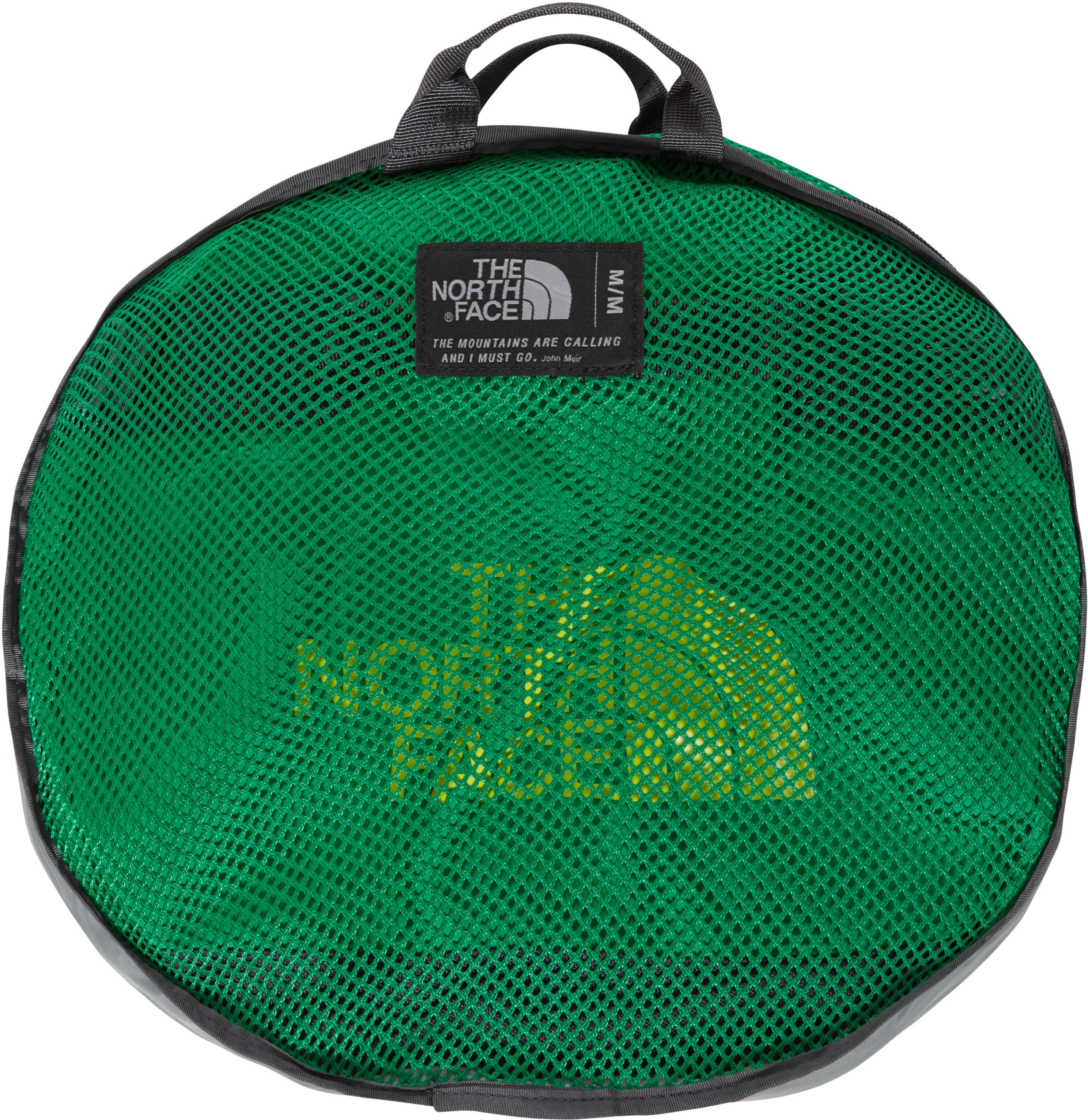 The North Face Base Camp Valigie M verde nero su Addnature 2b4cd0f43870